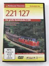 Riogrande Eisenbahn DVD 221 127 - Die große Bundesbahn-V 200