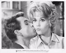 "Jane Fonda, Dean Jones ""Any Wednesday"" vintage movie still"
