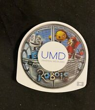 Robots (UMD-Movie, 2005) PSP - Disc Only - FREE SHIPPING