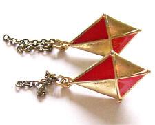 plated Enamel dangle butterfly brand new Nw3 Hobbs Kite Earrings Kite Hill Gold
