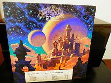 Starcastle-Citadel White Label Promo LP w/Timing Sreip and Gold Stamp Near Mint