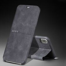 Schutzhülle für iPhone XS / iPhone X Handyhüllle PU-Leder