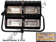DESISTI Giotto 4-Halogène-Horizon de avec 4 x 1250w
