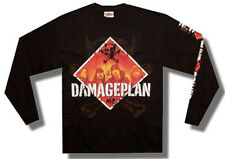 Damage Plan-(Pantera)-Band-New Found Power-2004 Tour-Medium Longsleeve  T-shirt