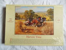 1000 Piece DeLuxe Jigsaw Puzzle - Harvest Time