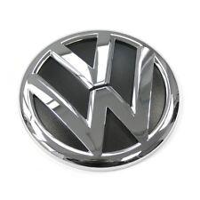 Original VW Emblem T5 Facelift hinten Heckklappe Logo Zeichen chrom OEM