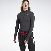 Reebok Women's Running Essentials Quarter Zip