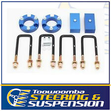 Holden Colorado RG Tdi - 2012-on Front & Rear SuperPro Easy-Lift Kit TRC185lk