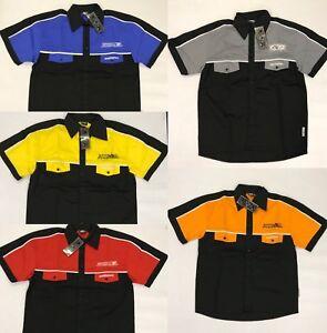 Wulfsport Promo ADULT Pit Shirt Special Design Motorbike Motocross Leisure