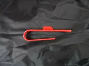 Red Extra Long Chain Slider. Swinging Arm Protector For Pit Bike T2