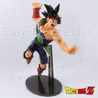 """DragonBall Dragon Ball SCultures BIG Bardock Burdock 21cm/8.4"""" PVC Figure NO Box"""