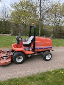 Jacobsen Ride On Mower Diesel Out Front Rotary