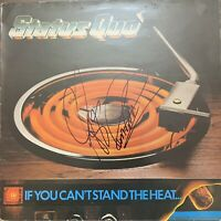 STATUS QUO ~ Genuine Hand Signed Set Of AUTOGRAPHS ~ AFTAL REGISTERED DEALER