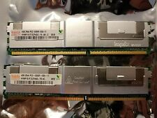 Hynix PC2-5300 8GB PC2-5300 DDR2 Server Memory (2x4GB) (HYMP151F72CP4N3-Y5)