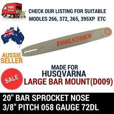 "20"" BAR FOR HUSQVARNA CHAINSAW 562XP,556-AT,570-AT,576XP-AT,390XP,395XP,3120XP.."