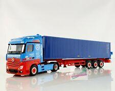 Herpa 313919 Mercedes-Benz Actros Container-Seitenlader Frankenbach 1:87