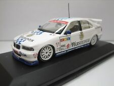 Diecast E36 Minichamps 1:43 BMW 318i ADAC Winkelhock Mint on Display
