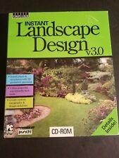 Topics Instant Landscape Design Cd Rom Version 3.0