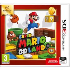 Nintendo Selects Super Mario 3d Land 3ds