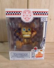 Funko Five Nights At Freddy 'Juguete Freddy Arcade Vinilo Figura #01 - Nuevo