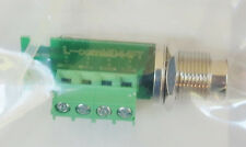 MARKEDdown:7 Mini DIN 4 (svhs)female connector for field terminaton;L-COM MD44FT