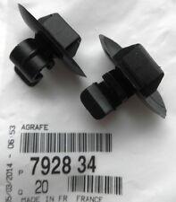 Genuine Bonnet Stay Clip To Citroen C2 C3 C4 C5 Peugeot 106 1007 306 407 605 806