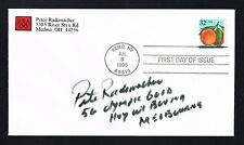 Pete Rademacher signed autograph auto First Day Cover FDC Heavyweight Boxer