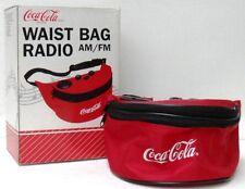 Coca-Cola - BORSELLO RADIO INCORPORATA - 2 batterie mini (ESCLUSE)-anno 1994