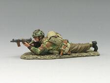 King and (&) Country MG021 - Lying Firing Sten Gun - Retired
