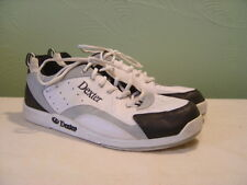 Men's DEXTER White, Grey, and Black Sneakers Size 11M