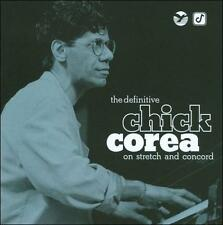 Definitive Chick Corea on Stretch & Concord, New Music