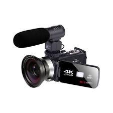 4K HD Night Vision 48MP Home WiFi Live Camcorder DV Digital Camera