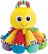 Lamaze Octotunes Baby Octopus Sensory Developmental Soft Toy