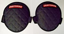 Craftsman 48433 Kneepads Soft Cap Quick Release Strap