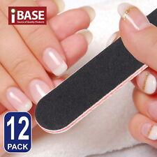 10x Nail Files Sanding Grit Buffer Acrylic GEL Nail File Art Pedicure Manicure