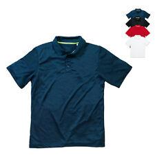 Stedman Herren Active 140 Polo Shirt Poloshirt Sport Funktionsshirt S M L XL XXL