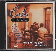 Cafe Jazz Volume 1 2 cD