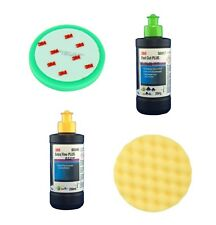 Kit de Lustrage 3M Small Perfect-It  - 50417-50487/ 80349-50488 - Vert + Jaune