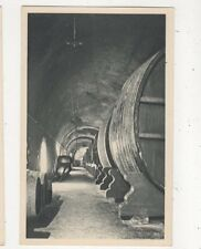Moet & Chandon Champagne Galerie des Vins de Reserve France Postcard 859a