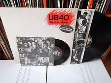 "UB40 Present arms Vinyl-LP+7"" Single EPC 85126 Holland 1981 - TOP mint"