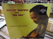Muddy Waters sings Big Bill Broonzy LP NEW 180g vinyl
