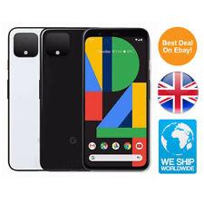 New Sealed Google Pixel 4 XL 64GB/128GB White / Black Android Unlocked Phone UK