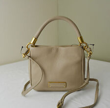 Marc By Marc Jacobs Tracker Tan Leather Too Hot To Handle Hoctor Crossbody