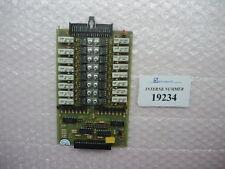 Digital output card CA 16/P2,5 Bachmann Electronic No. 2596/00, Unilog 4000