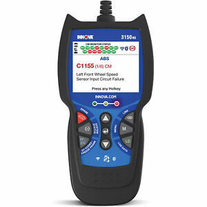 INNOVA 3150RS FixAssist Bluetooth Code Reader Vehicle Diagnostic Scanner Tool