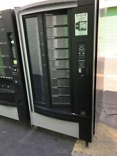 Very Nice Crane National 431 Automatic Cold Food Snack Vending Machine
