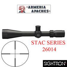 Ottica Cannocchiale mirino Sightron stac series 26014 4-20x50 duplex reticle