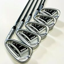 PING i20 Blue-Dot single irons. Reg Flex - Excellent Condition, Free Post # 5141