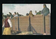 China Railway Third class to Pekin PEKING pre1919 PPC