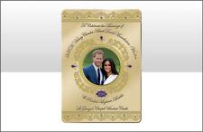 Prince Harry & Meghan Markle Royal Wedding Commemorative Magnet